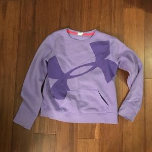 Youth Under Armour sweatshirt